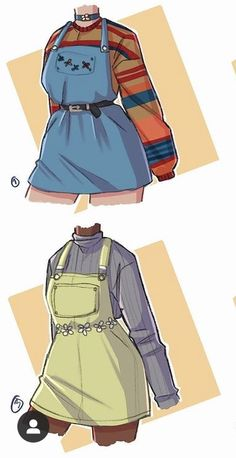 Fashion Design Drawings, Fashion Sketches, Kleidung Design, Drawing Anime Clothes, Clothing Sketches, Cute Art Styles, Cute Drawings, Outfit Drawings, Character Outfits