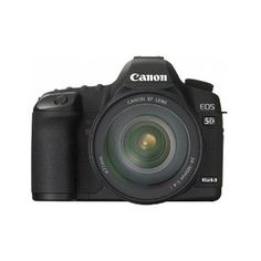 Canon EOS 5D Mark II 21.1MP Full Frame CMOS Digital SLR Camera with EF 24-105mm f/4 L IS USM Lens $3199