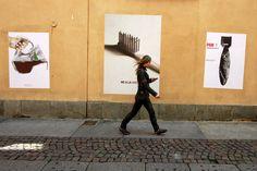 Divieto d'Affissione, una galleria a cielo aperto nelle strade del Quadrilatero di #Torino