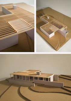 © jørn utzon + robb theunis (model) - hellebæk, denmark - 1952 (model from 2014)