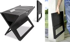 portable outdoor bbq grill
