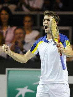 Gilles Simon #tennis Metz 2013 winner