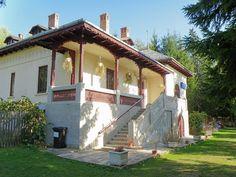 """Casa Visarion Puiu - Sadoveanu   La 26 iunie 1966 a fost inaugurată Casa memorială """"Mihail Sadoveanu"""" într-o construcţie ridicată în 1937 de Visarion Puiu, Mitropolit al Bucovinei în perioada 1935-1940"""
