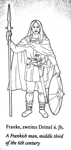 132 Best Carolingian/ Pre-Medieval Continental Armies