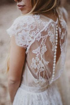 pretty dress details