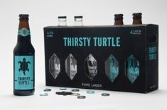 Beer Package Design Inspiration
