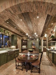 Brick And Stone Wall Ideas For A House's Interiors 27