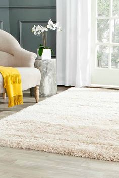 """Shop Walmart Home this tax season for the best value on the best home decor brands. And put the """"fun"""" back in tax refund. Walmart Home, Shop Walmart, Mellow Yellow, Dream Rooms, House Rooms, Apartment Living, Home Projects, Living Spaces, Living Room"""