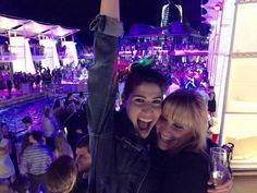 Hanna y Ashley ♡♡♡