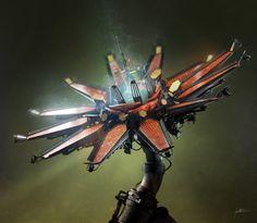 Solar Flower by Darkki86.deviantart.com on @deviantART