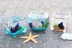 DIY Ocean Themed Candles   eHow.com