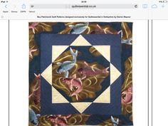 Ooh what fabrics