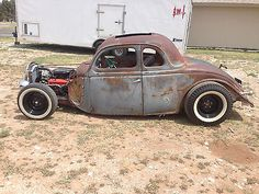 Ford : Other RAT ROD RATROD 1936 Ford Coupe 5 window