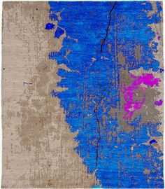 Tuberose Hand Knotted Tibetan Signature Rug from the Tibetan Rugs 1 collection at Modern Area Rugs