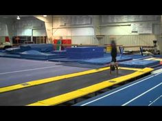 legs together for tumbling - YouTube