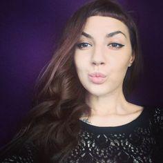 Instagram media by lick_my_banana - Как же хочется уложить волосы приеду в мск и как накрашусь, как причешусь вообще, чтоб прям фыр фыр фыр