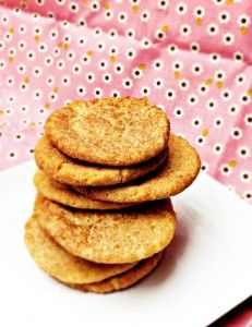 Gluten Free and Vegan Snickerdoodles (with Xanthum Gum) and more Gluten-Free Snickerdoodle Recipe Favorites on  MyNaturalFamily.com #glutenfree #snickerdoodle #recipes
