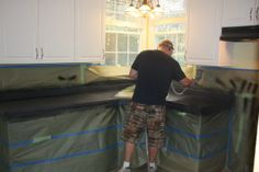 Amazing Bathtub Refinishing NJ Countertop Refinishing  Get the beauty and look of granite without the high cost and mess of installation!