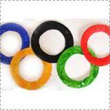 Summer Olympics Crafts
