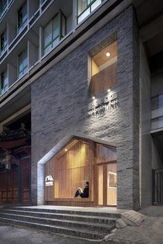 Image 5 of 30 from gallery of XinXian Inn Hotel / penda. Photograph by Xia Zhi