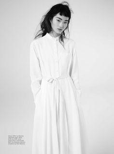 senyahearts: Hyun Ji by Nicole Bentley for Marie Claire Australia, June 2015