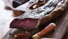 10 tips for buying biltong Biltong, Outdoor Food, Sausage, Cooking Recipes, Tips, Stuff To Buy, Cookout Food, Sausages, Chef Recipes