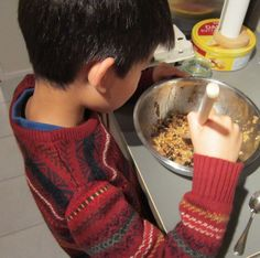 The Tiger Chronicle: Advent: Homemade mince meat #recipes #kidsingthekitchen
