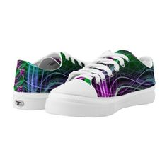The Aurora Wind Galaxy Universe Sneakers ($91) ❤ liked on Polyvore featuring shoes, sneakers, cosmic shoes, nebula shoes, galaxy shoes, galaxy print shoes and planet shoes