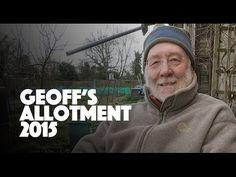 Geoff's Allotment 2015