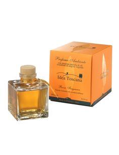 Dyfuzor zapachowy - zapach do domu z patyczkami - Idea Toscana