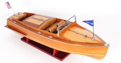 """CaptJimsCargo - Chris Craft Runabout Wood Model 24"""" Classic Mahogany Speed Boat,  (http://www.captjimscargo.com/model-runabouts-speed-boats/chris-craft-runabout-wood-model-24-classic-mahogany-speed-boat/) Lower priced 24"""" version."""