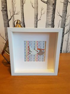Hey, I found this really awesome Etsy listing at https://www.etsy.com/uk/listing/472015380/glitter-stork-keepsake-frame-knotted