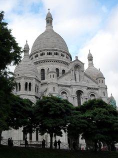 Montmartre, France Paris Travel, Taj Mahal, France, Architecture, Building, Pictures, Viajes, Arquitetura, Photos