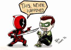 #Deadpool #Fan #Art. (Redemption) By:Ultimatejulio. (THE * 5 * STÅR * ÅWARD * OF: * AW YEAH, IT'S MAJOR ÅWESOMENESS!!!™) ÅÅÅ+