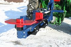 Iron & Oak 22 Ton 3 Point Tractor Log Splitter
