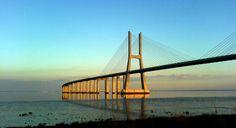 Ponte Vasco da Gama - Lisboa