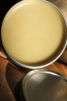 Ritu has created a fantastic DIY, all-natural, extra hold beard balm. It's super easy to make... for you, your doooode, &/or the doooodes on your gift list!