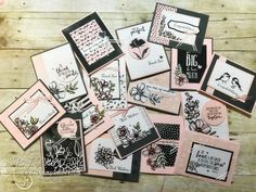 Welcome to the Creative Inking Blog Hop. The theme this month is Occasions & Sale-a-Bration sneak peek. I'm featuring the Beautiful Day Stamp set from Stampin' Up!'s Occasions catalog. It features bold line art images that lend itself to a number of different techniques – something I always look at …