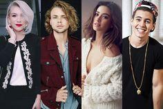 Os famosos mais divertidos do Snapchat
