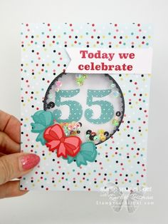 Poppin' Birthday March 2019 Paper Pumpkin Alternates - Stamp Your Art Out! Cardboard Box Crafts, Paper Crafts, Happy 6th Birthday, Geek Birthday, Birthday Ideas, Stampin Up Paper Pumpkin, Pumpkin Cards, Fun Fold Cards, Diy Cards