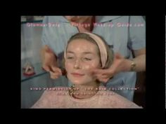 """Vintage Make-up Tutorial (1960) """"Powder is the one thing to use lavishly..."""""""