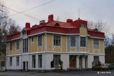 Kaskinen, Ostrobothnia province of Western Finland. Homeland, West Coast, Sweden, Buildings, Houses, Island, Mansions, House Styles, Finland