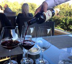 Wine takes flight at Wynn's Country Club, Las Vegas | spaswinefood