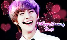 Happy Birthday Baby Chyung 슝