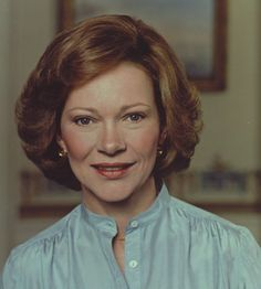 Rosalynn Carter, American First Lady married to President Jimmy Carter. Presidents Wives, American Presidents, American History, First Lady Of America, American First Ladies, American Women, American Lady, Carter Family, Jimmy Carter