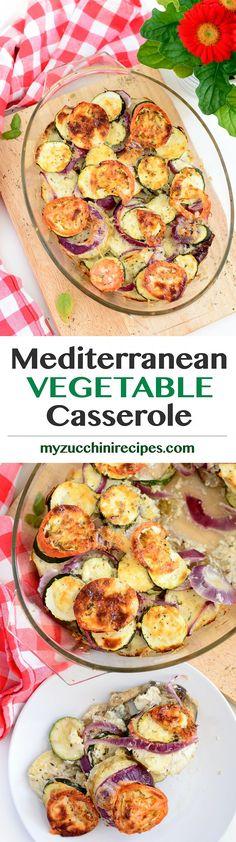 Mediterranean vegeta