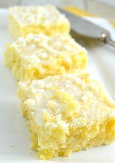 Buttermilk Lemon Sheet Cake Refreshing and Super Delicous!