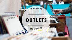 Das Leben in Hamburg kann teuer sein - aber diese Outlets schonen unsere Geldbeutel und versorgen uns mit richtig gutem Zeug.