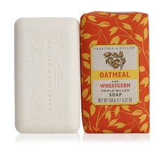 Oatmeal And Wheatgerm Triple Milled Soap