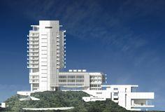 Seamarq Hotel / Richard Meier & Partners